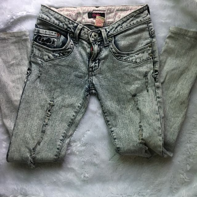 Candies Ripped Jeans