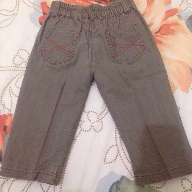 Celana panjang baby