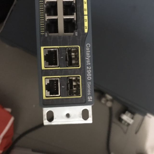 Cisco 2960 Series SI For Sale