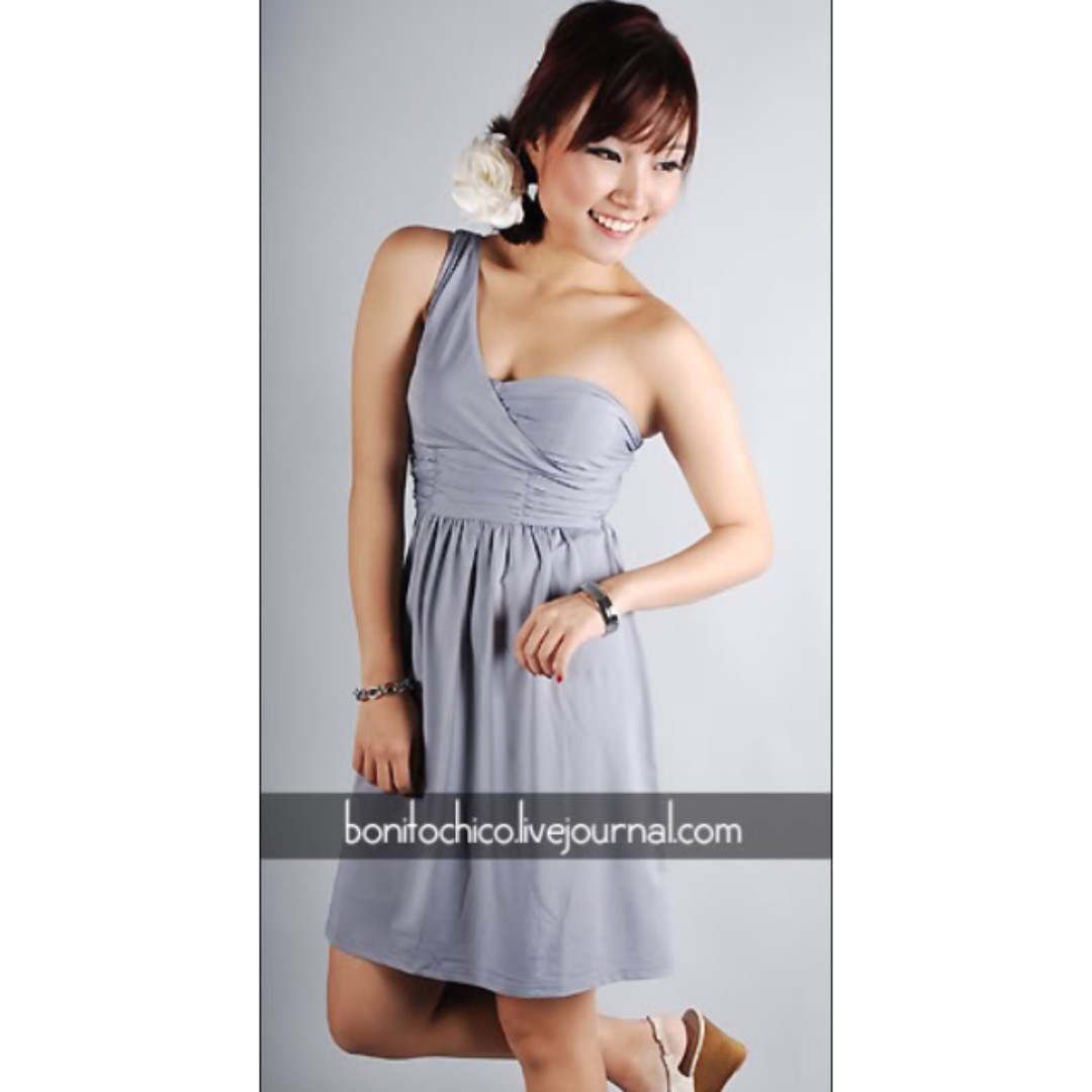 74ad7a0093 CLEARANCE SALE!  Love Bonito Blogshop Lavender Grey Toga One ...