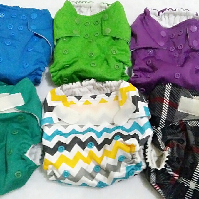 Cloth Diaper / Clodi Rumparooz