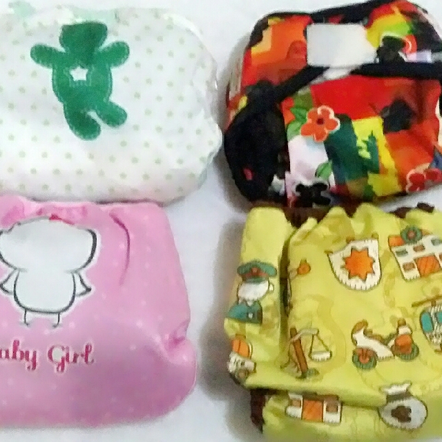 Cloth Diapers / Clodi Bebibum