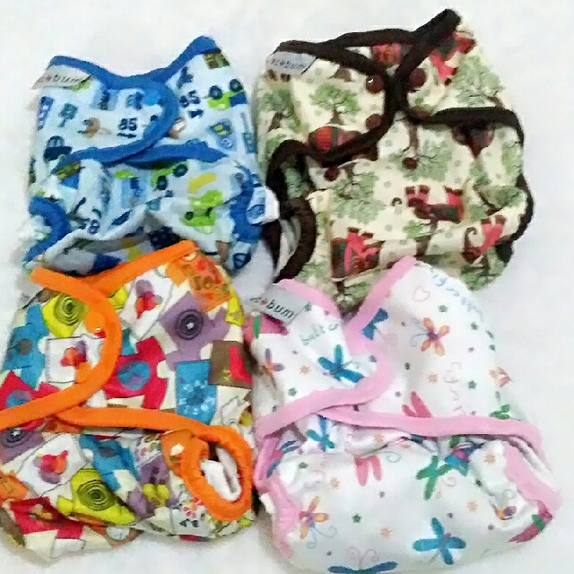Cloth Diapers / Clodi Ecobum Universal Cover