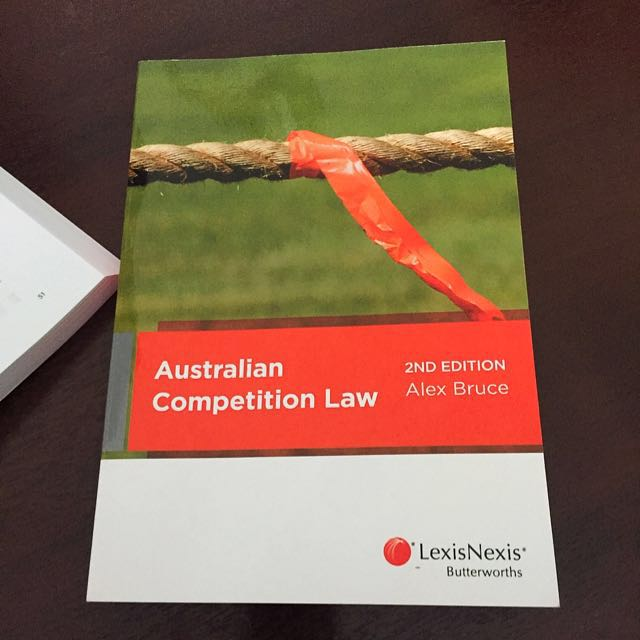 Competition Law Textbook