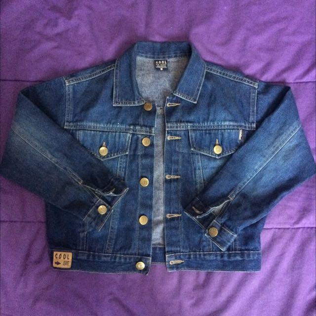 COOL KIDS jacket jeans