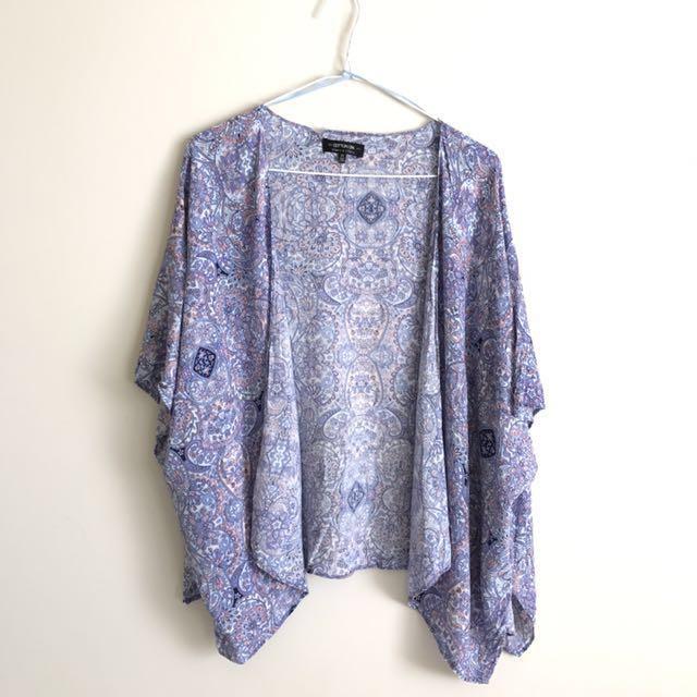 Cotton On Colourful Kimono