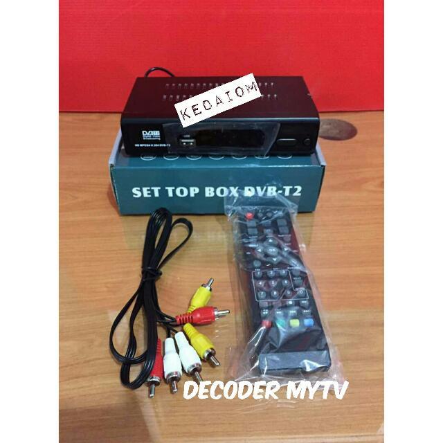 DECODER SIARAN MYTV