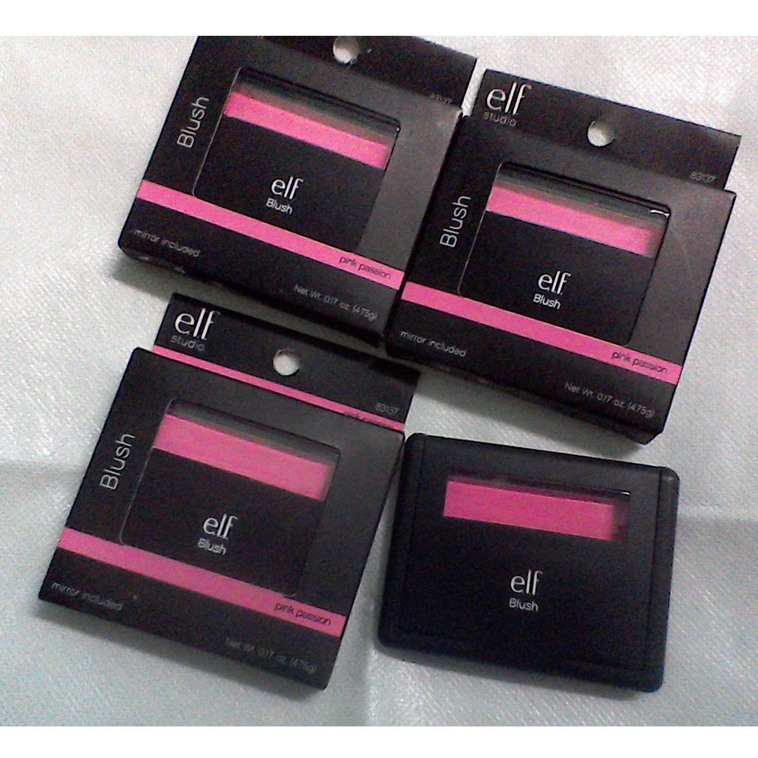 E.L.F Studio Blush-on (Pink Passion