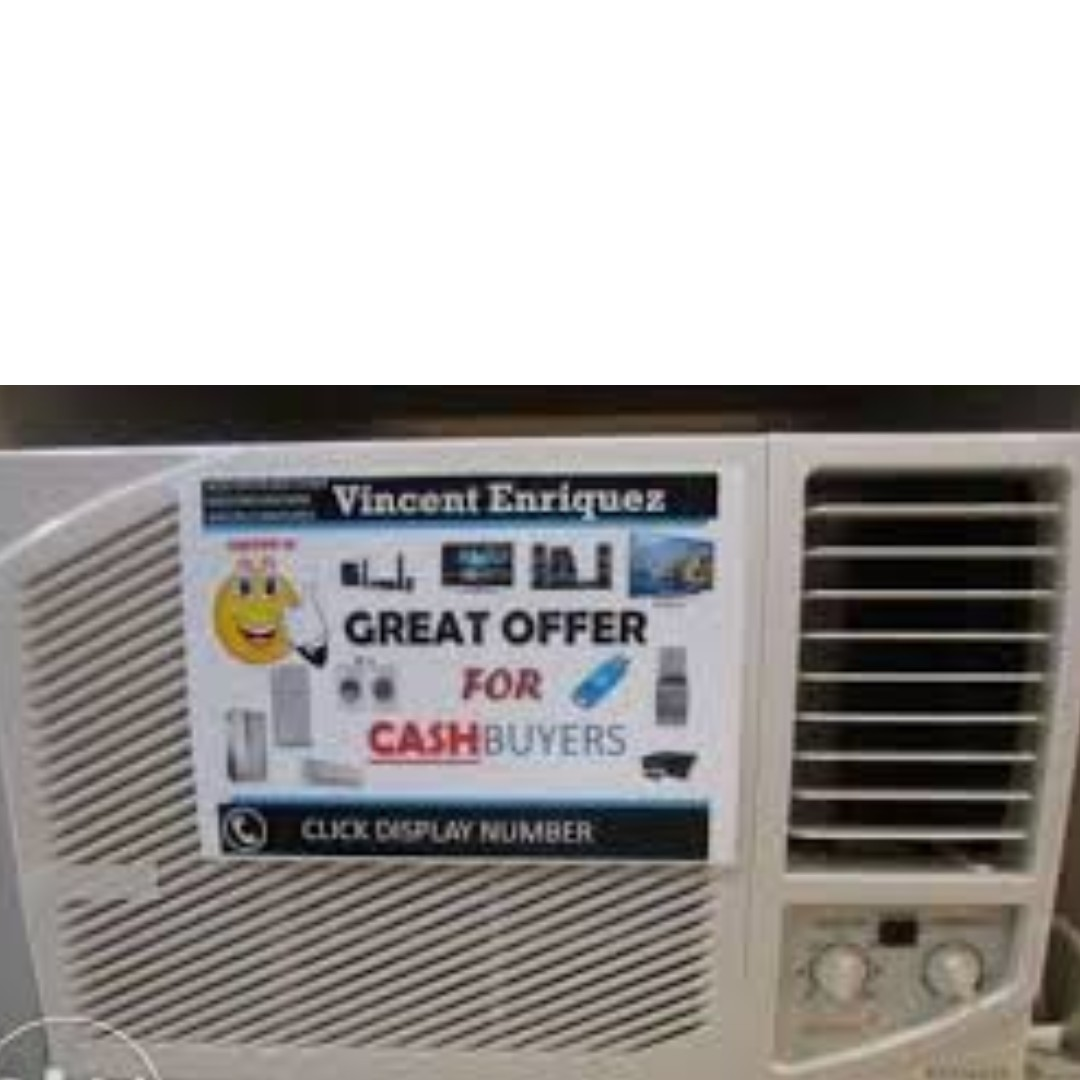 everest window type aircon 1hp etm10wd manual also in 1 5 2 2 5 rh ph carousell com