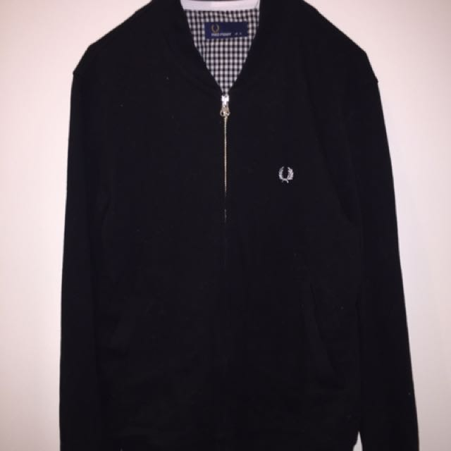 FRED PERRY men's zip up