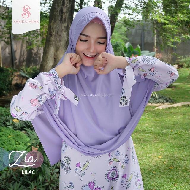 Gamis Sheika Hijab