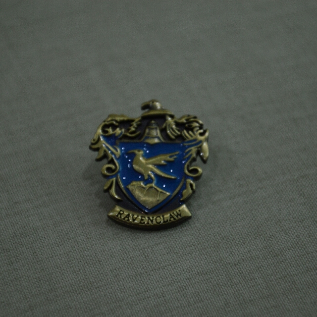 PROMO Harry Potter Ravenclaw Badge Pin