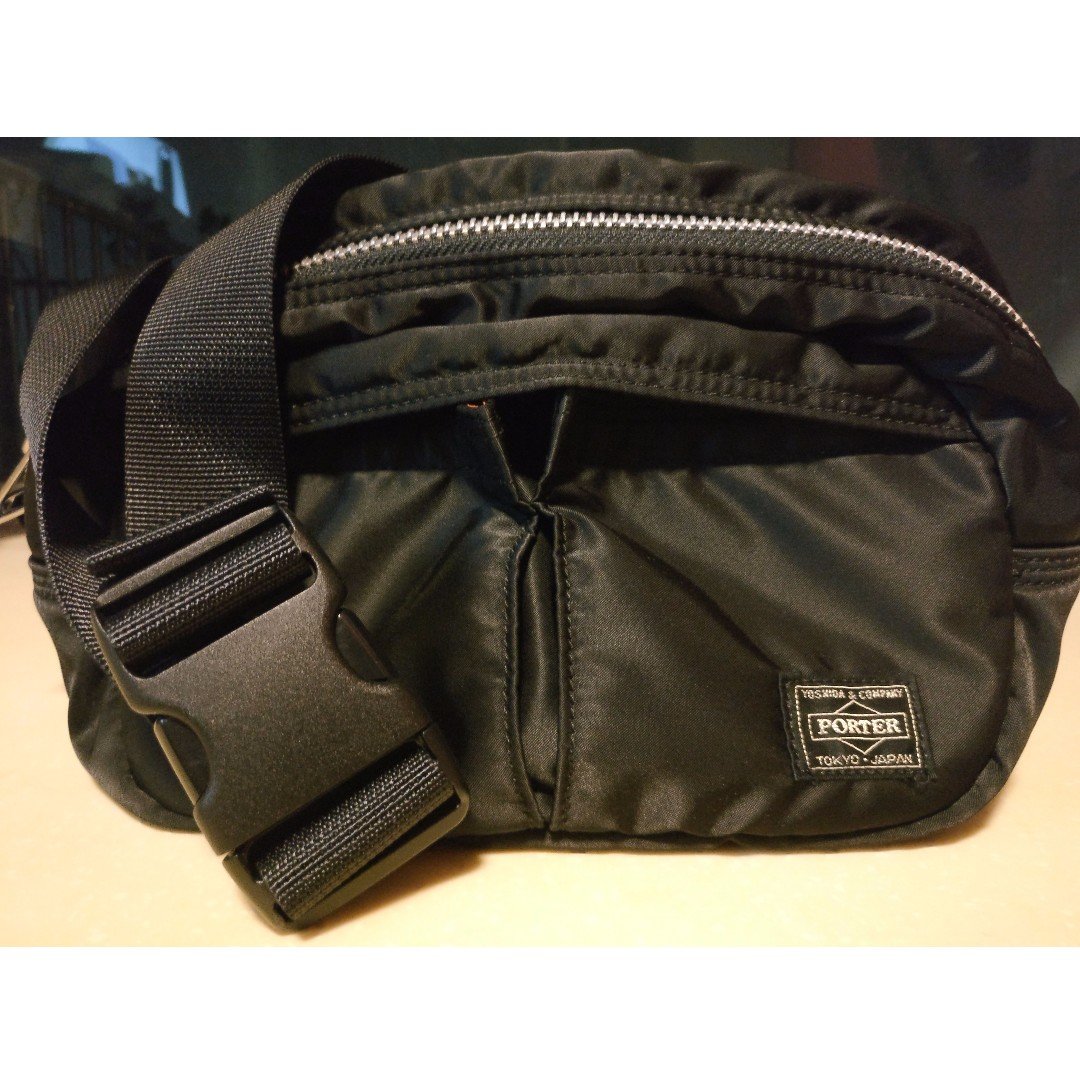 84dd00d599 ORIGINAL HEAD PORTER TANKER-ORIGINAL OVAL WAIST BAG