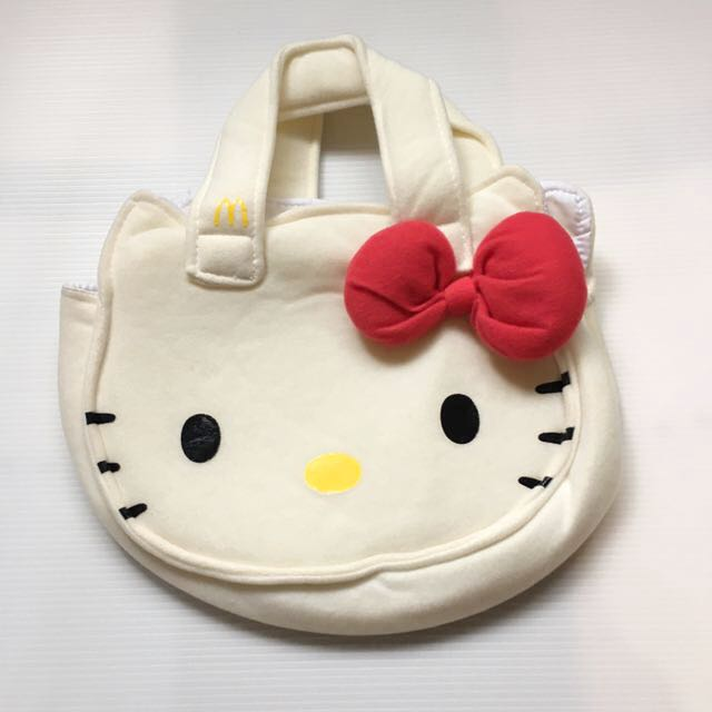 Hello kitty 手提袋