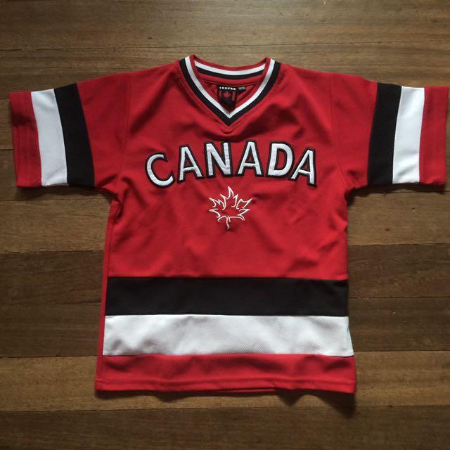 Hockey Jersey Canada