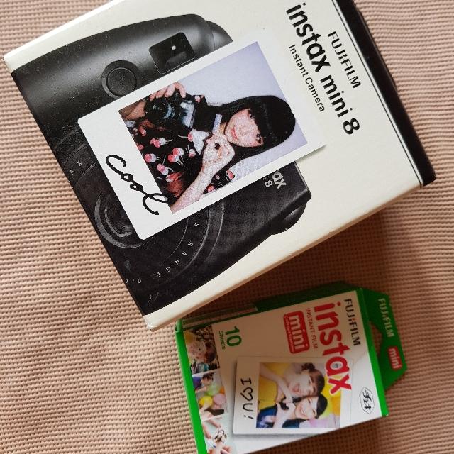 Instaz Mini 8 Camera