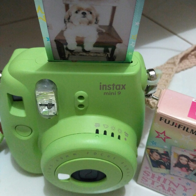 Sewa Jogja INSTAX MINI POLAROID CAMERA