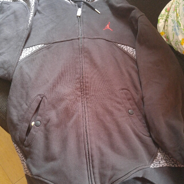 jordan jacket with hood