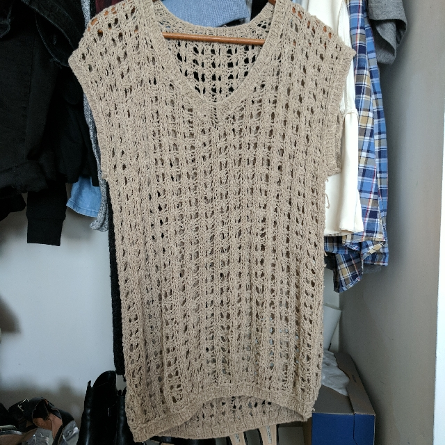 knit tshirt