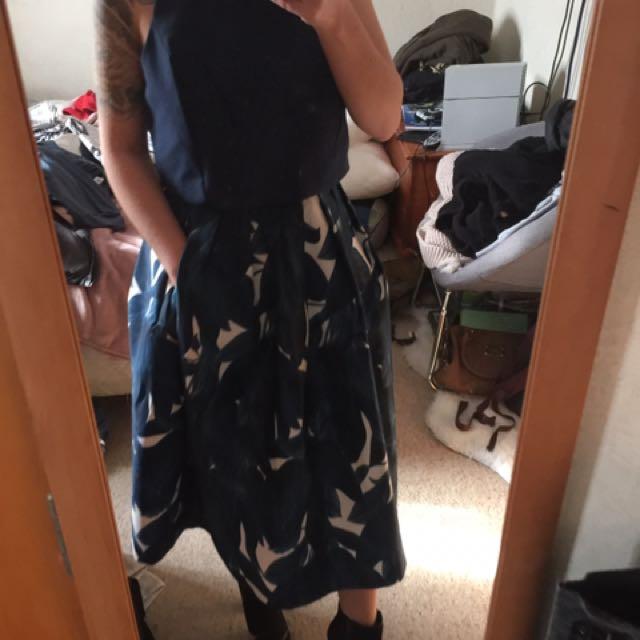 Kookai set top and skirt