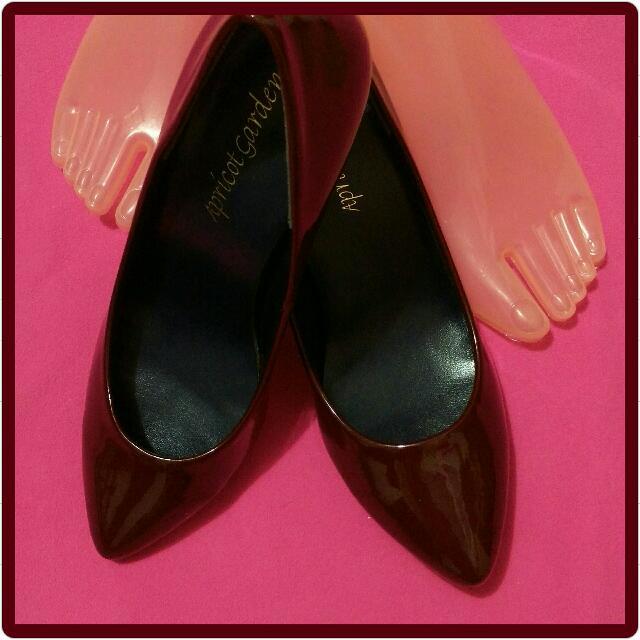 (No Longer available):Kitten-Stiletto shoes