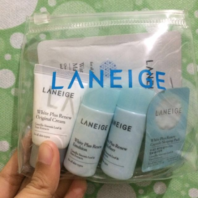 Laneige Pure White Renew