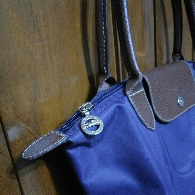 LongChamp purple not auth but great stuff, buy at singgapore