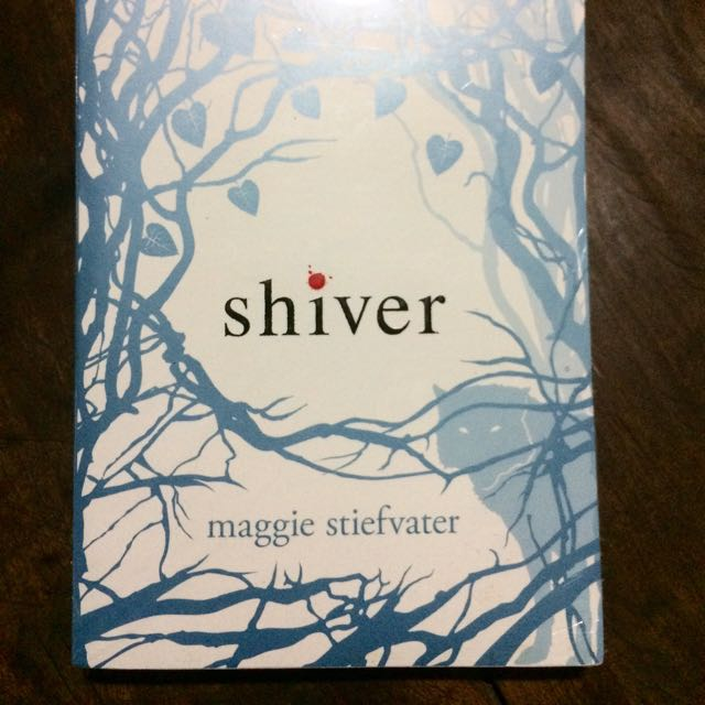 Linger by Maggie Stiefvater (unopened)