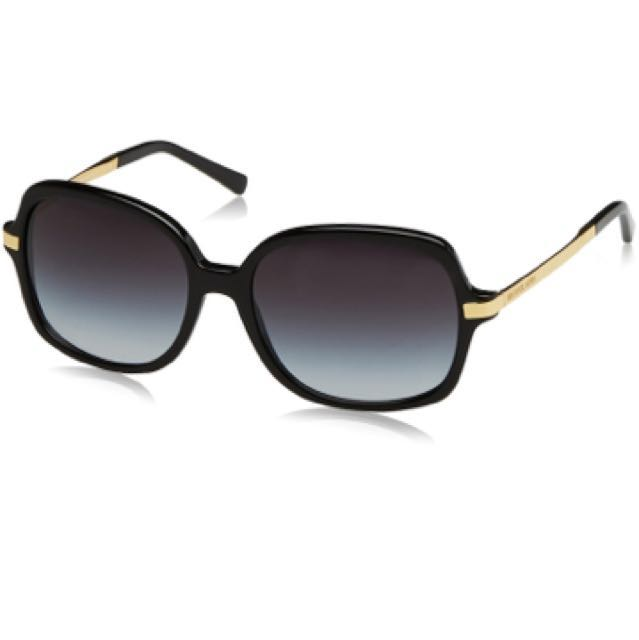 Michael Kors 太陽眼鏡(黑金)