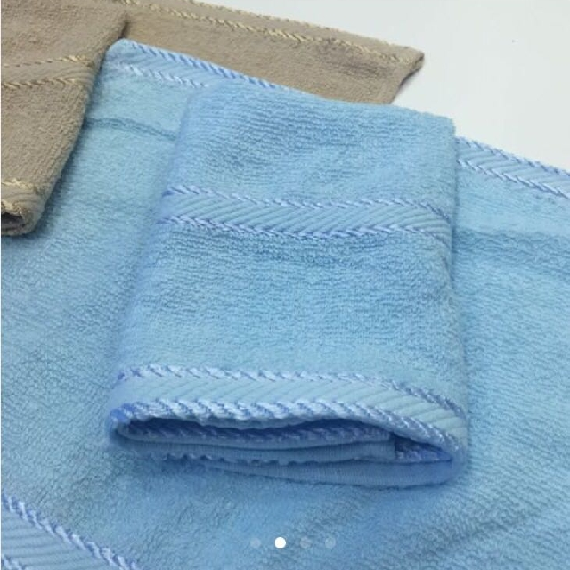 Milton Home 100 Cotton Face Towels 30x30cm Bulk Clearance Bath