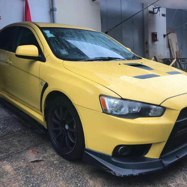 Mitsubishi Evo 10 2 0 2008 Tip Top Condtion Best Price In Town