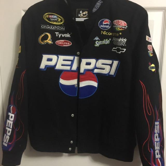 NASCAR PEPSI Racing Jacket