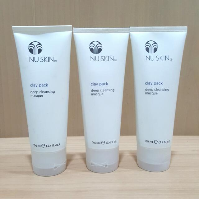 NEW! OBRAL NUSKIN! CLAY PACK DEEP CLEANSING MASQUE