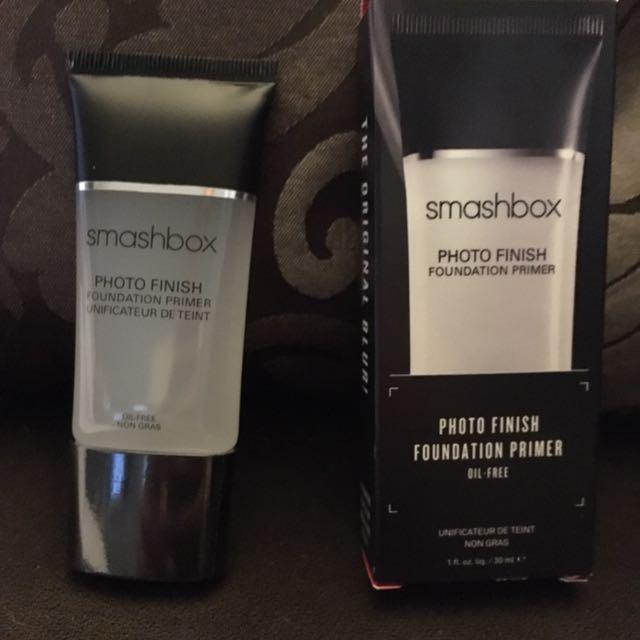 New Smashbox Primer
