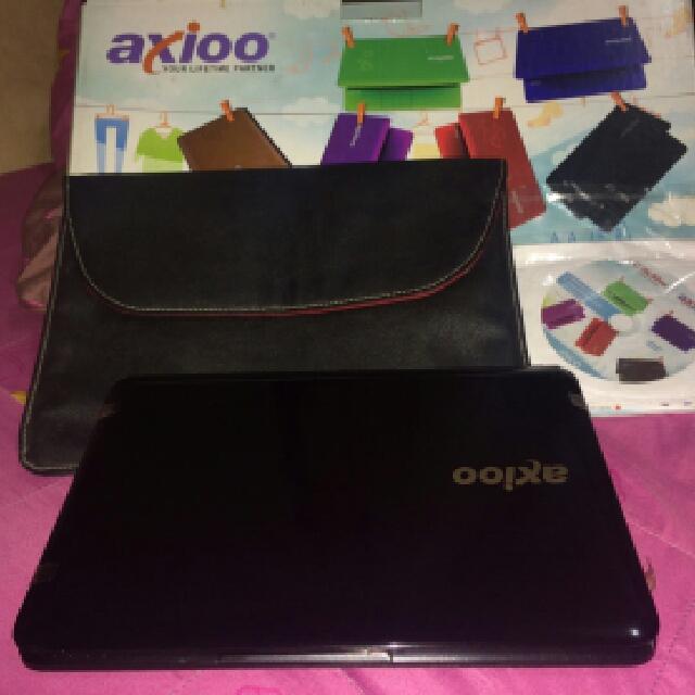 Notebook Axioo Kondisi 95'