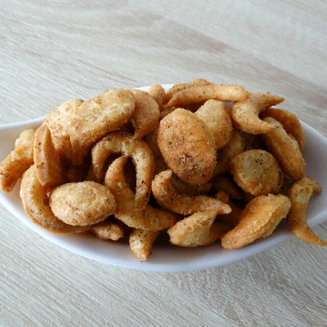 order for snacks