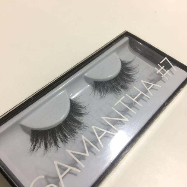 056cf40b211 Original Huda Beauty Classic Lash (Samantha #7), Health & Beauty, Makeup on  Carousell