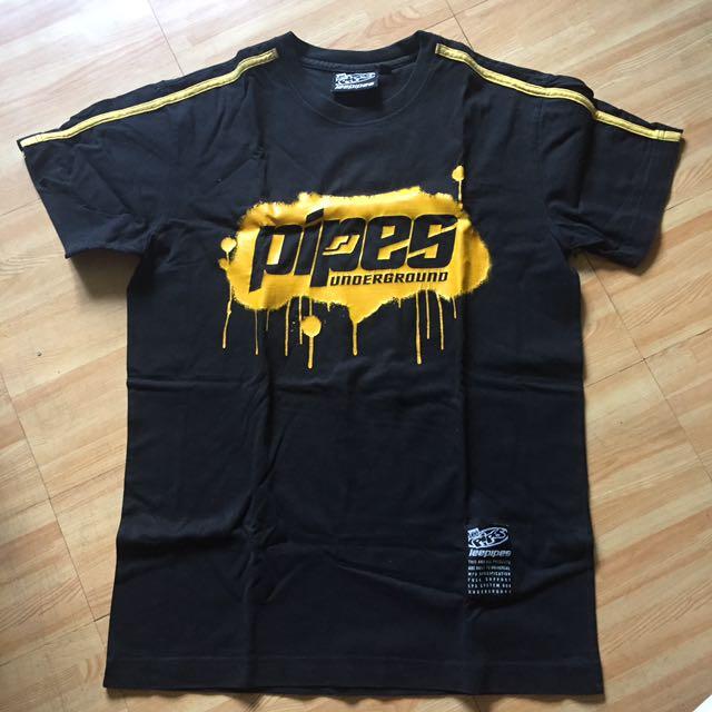 Original Lee Pipes shirt