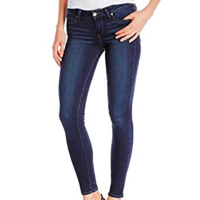 PAIGE Jeans Verduogo Ankle