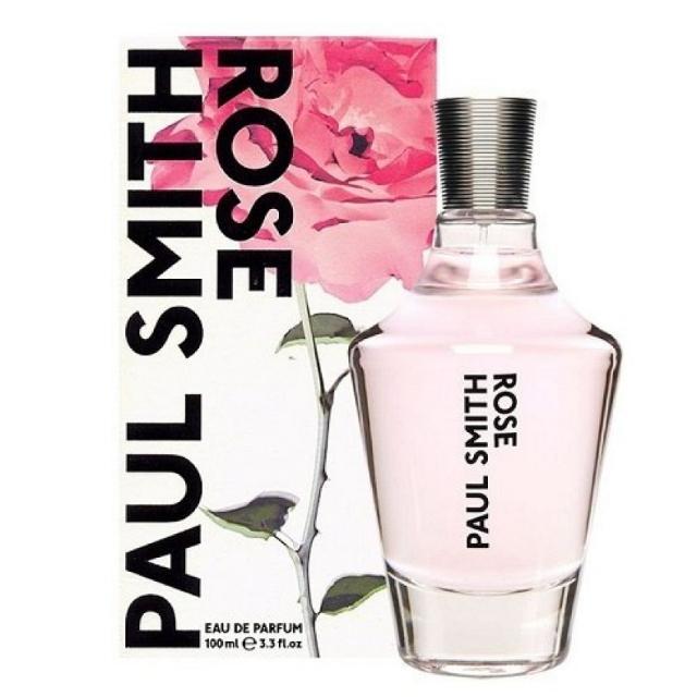 Box Smith Parfum In Brand Original Edp New 100ml Rose De Eau Perfume Paul 80nwmN