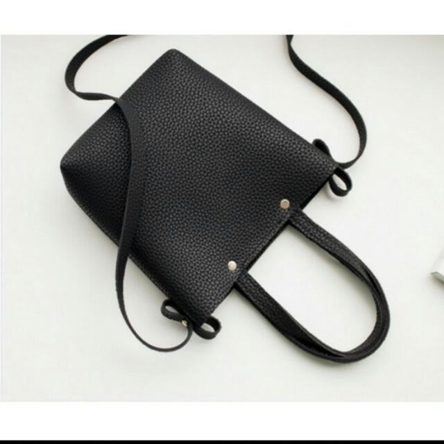 310769abdefb Plain Sling Bag