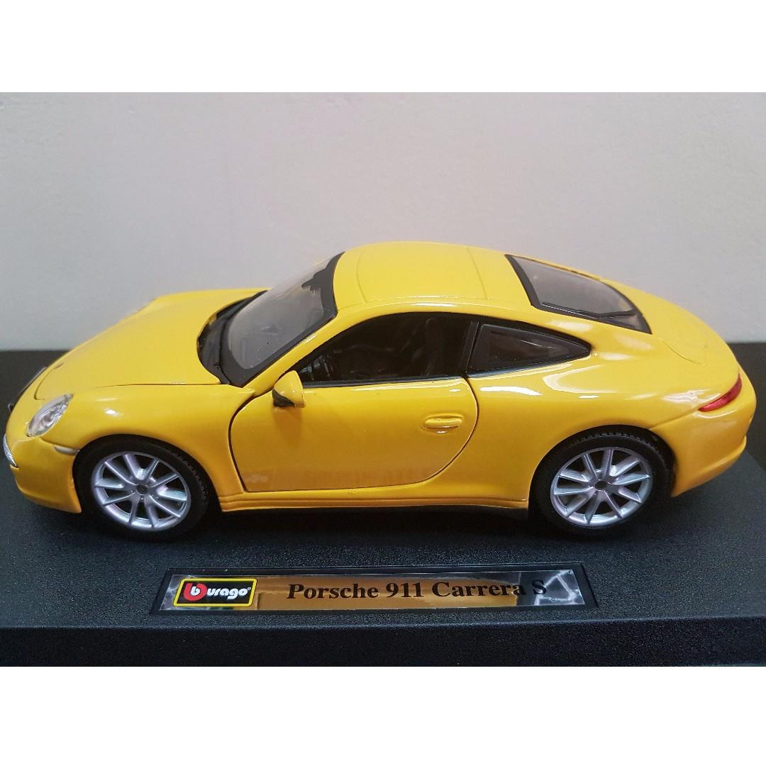 Porshe 911 Carrera S