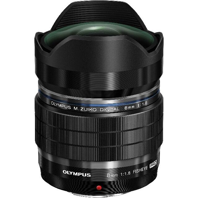 pro fisheye lens for m4/3 olympus n lumix