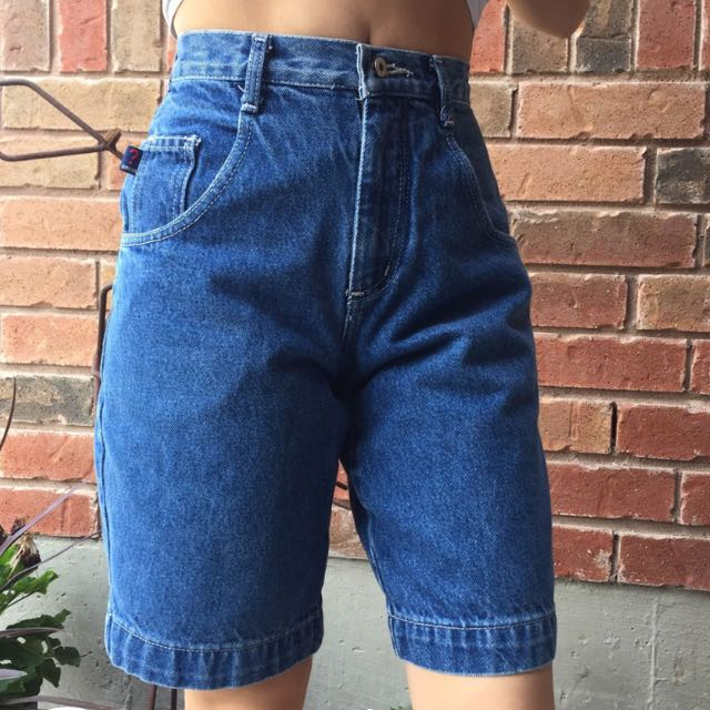 ❓REDUCED ❓Guess High Waisted Knee Length Shorts