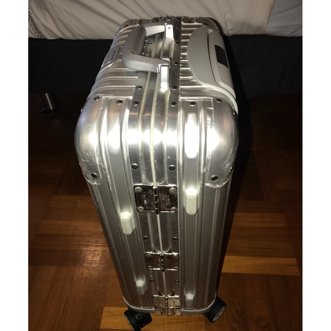 bags in metallic rhd fullscreen multiwheelr lyst men cabins silver view iata cabin topas rimowa for multiwheel