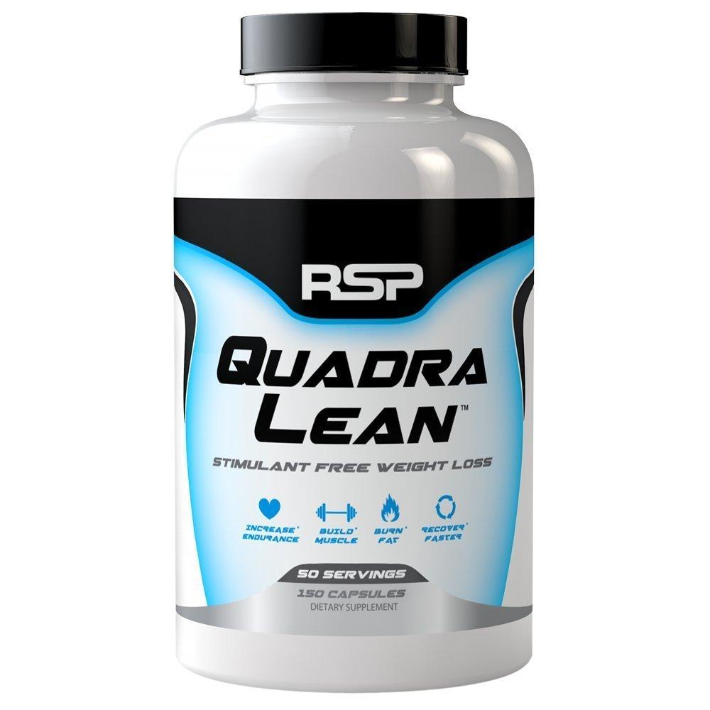 RSP Quadra Lean 150 caps 50 servings QuadraLean Exp. 05/2020