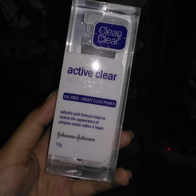 [SALE!] CLEAN & CLEAR ACNE GEL