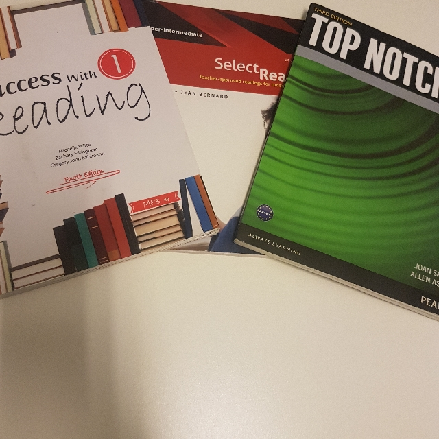 select reading top notch success with reading