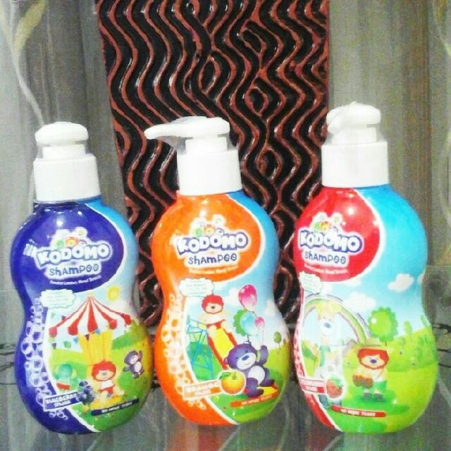 Shampoo Kodomo Anak 200ml
