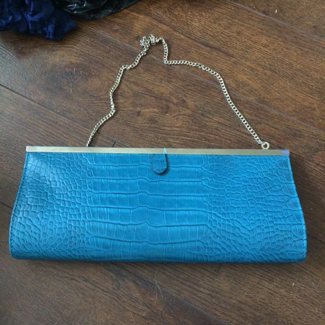 Shoulder purse/clutch